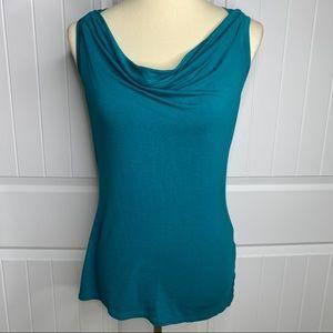 WHBM sleeveless top size small